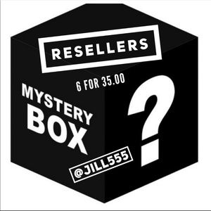Resellers Mystery box 6 items for 35.00
